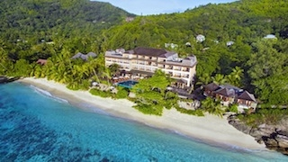 Doubletree By Hilton Allamanda Resort Spaaccommodation Ideally Located In Anse Forbans The Modern Four Star